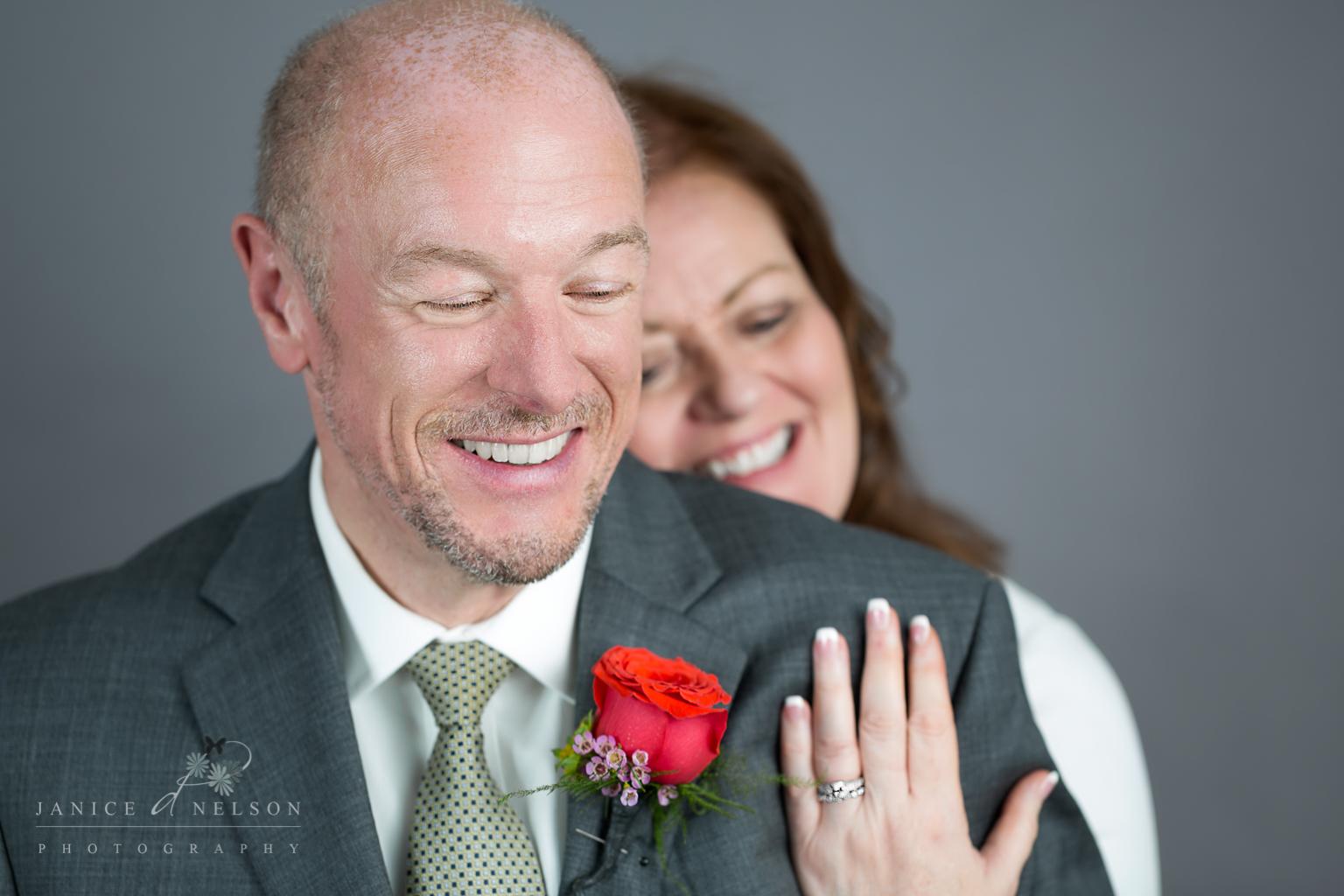 In-studio Bridal Wedding Day Portraits