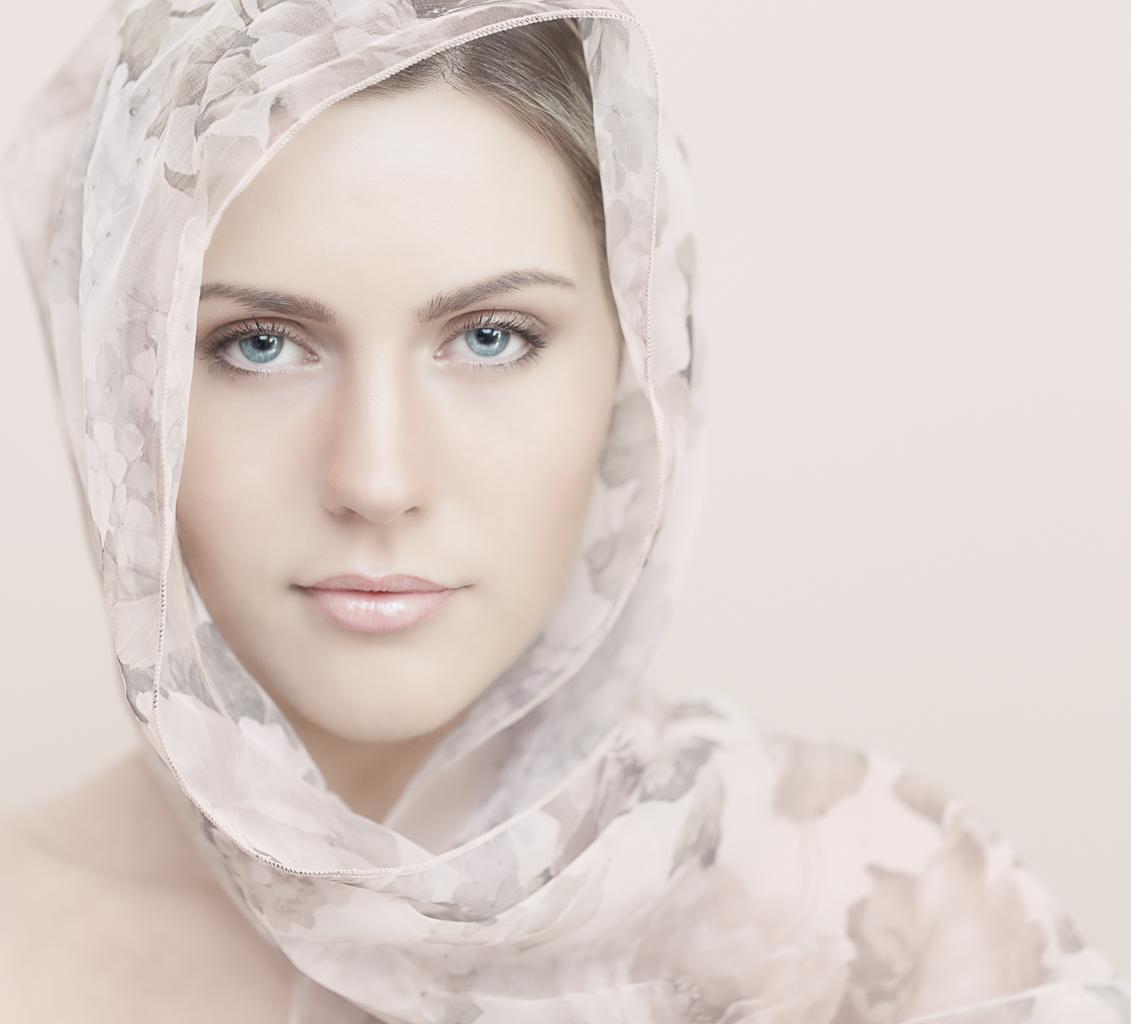 Female Headshot Digital Pink Background | Value of Great Photography